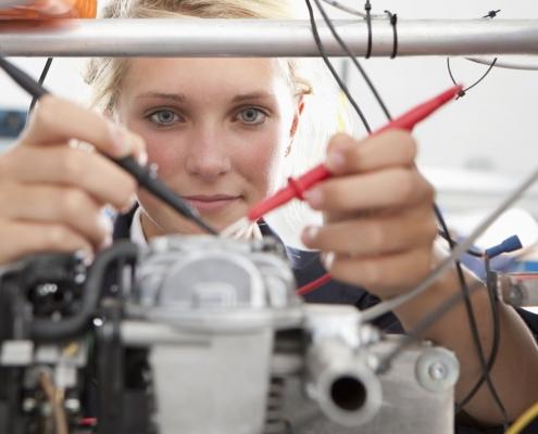 Krammer Elektrotechnik Services für Gewerbe
